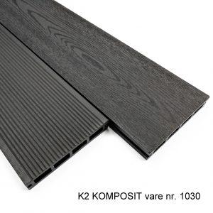 Topnotch K2 Komposit   Danmarks billigste komposit terrassebrædder YU49